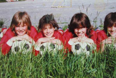 Fire fotballstjerner i Kurland Fotballklubb