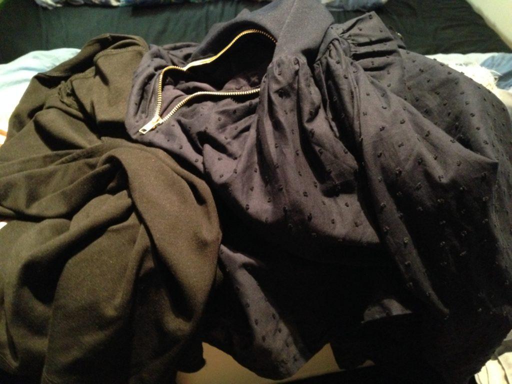 Haug av klær