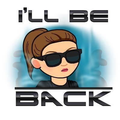 Som Arnold ville sagt det I`ll be back