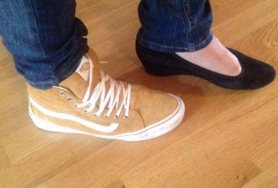 Ulike sko