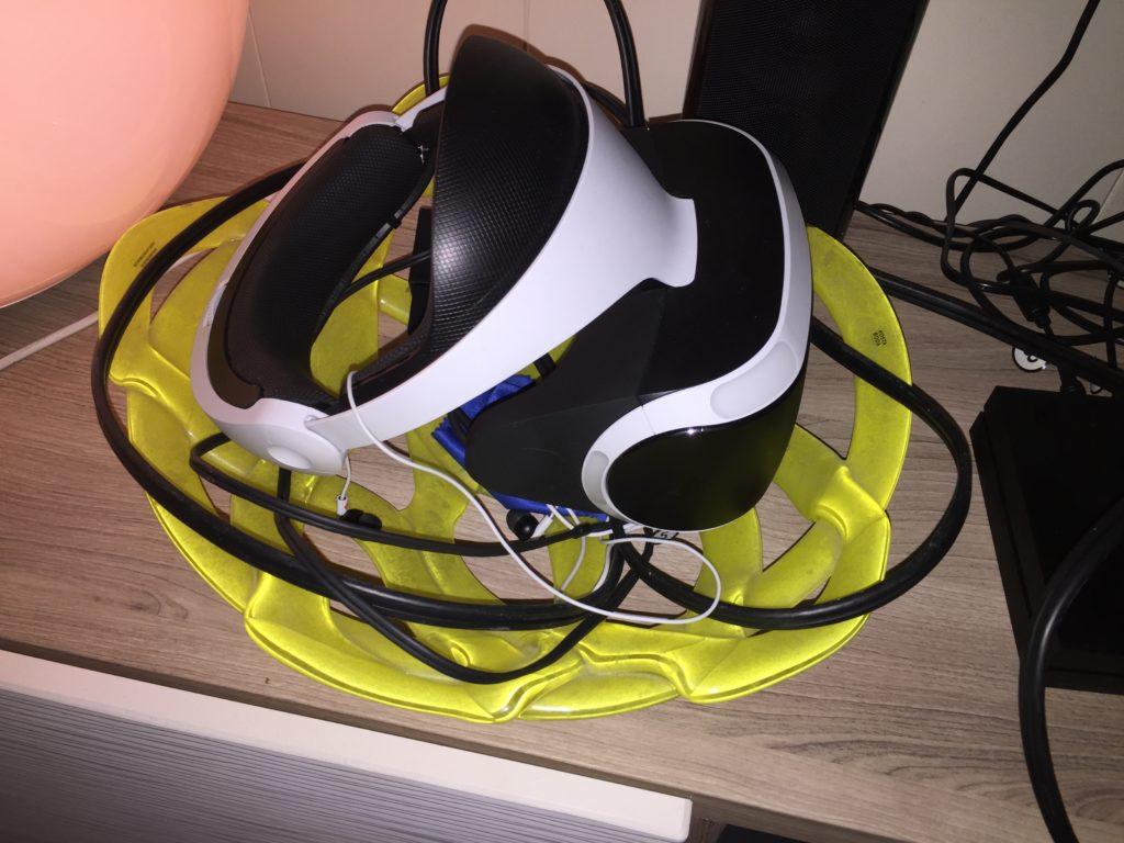 VR utstyret har havnet i pyntefatet mitt