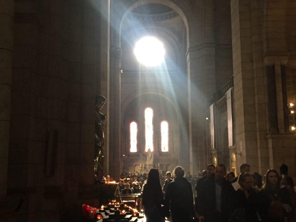 Det er magisk med lys i kirker