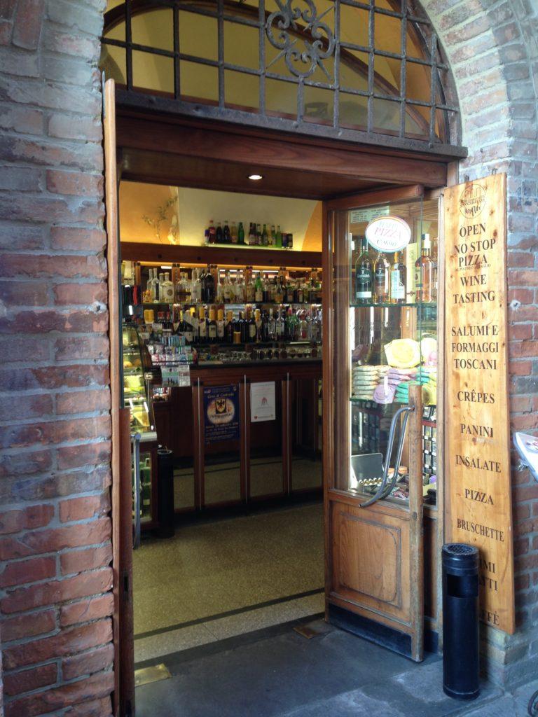 Italiensk kiosk