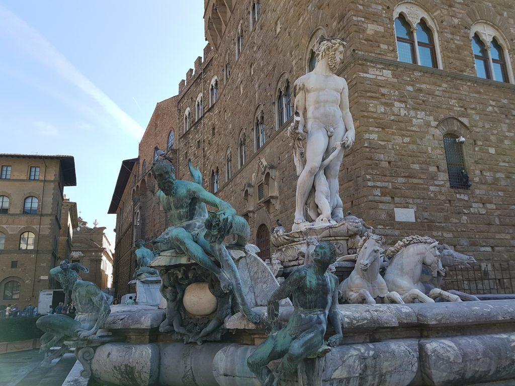 Fine menn i Firenze by (foto: Hege Anita)